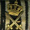 Crown & Swords Prussian 20
