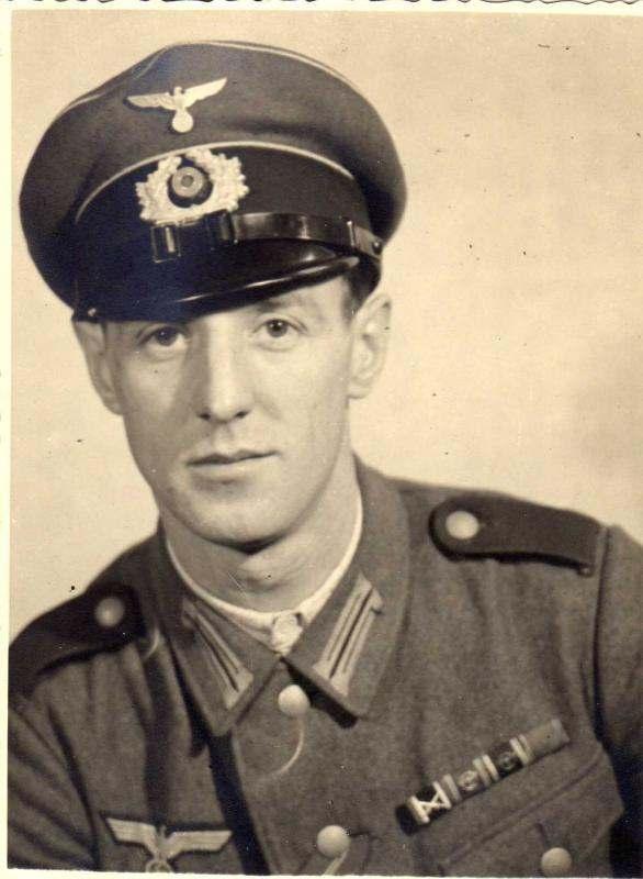 NSDAP 15 ribbar army Gefreiter Odulf GMIC