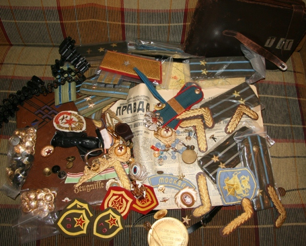 soviet and german sundries