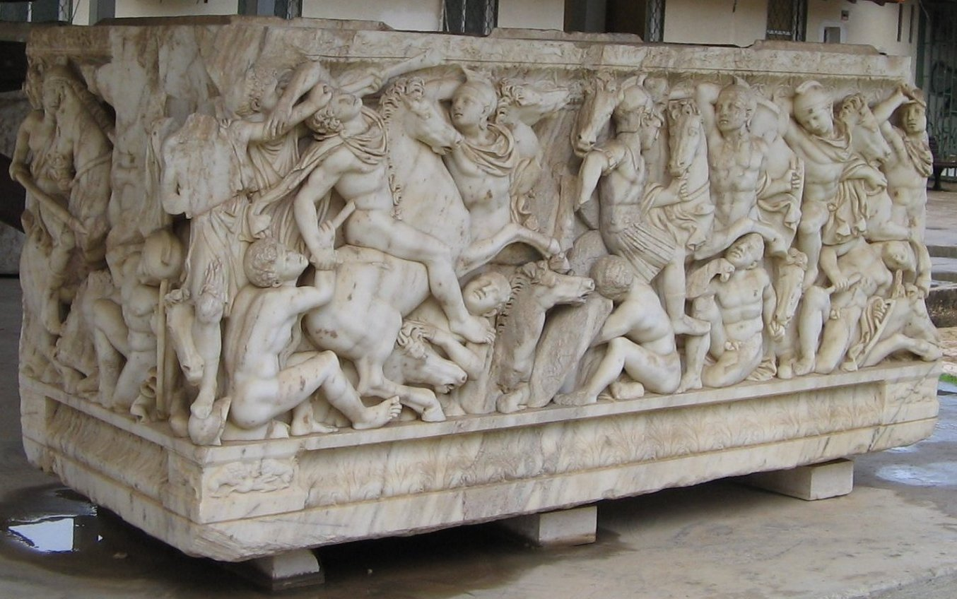 Hellenistic Sarcophagus