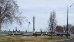 Veterans Memorial - Kennewick, Washington
