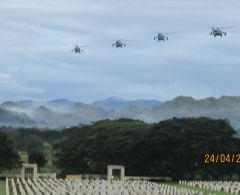 Bomana ANZAC day 2013