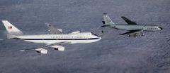 AF 1 midair refueling