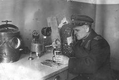 Lt of AF Tech Troops 1944