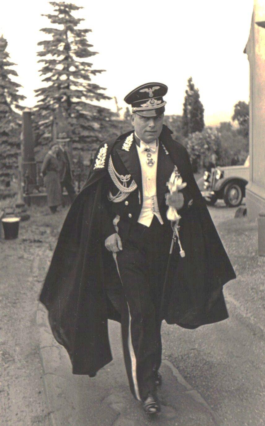 WW2 German diplomat - Germany: Third Reich: Uniforms ...