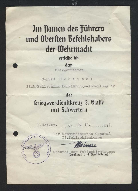 front heil stahlhelmbund