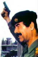 the situation between the us and saddam hussein after the gulf war The 2003 invasion led by the united states ended the authoritarian regime of saddam hussein united states enters its 15th year of war between iraq.