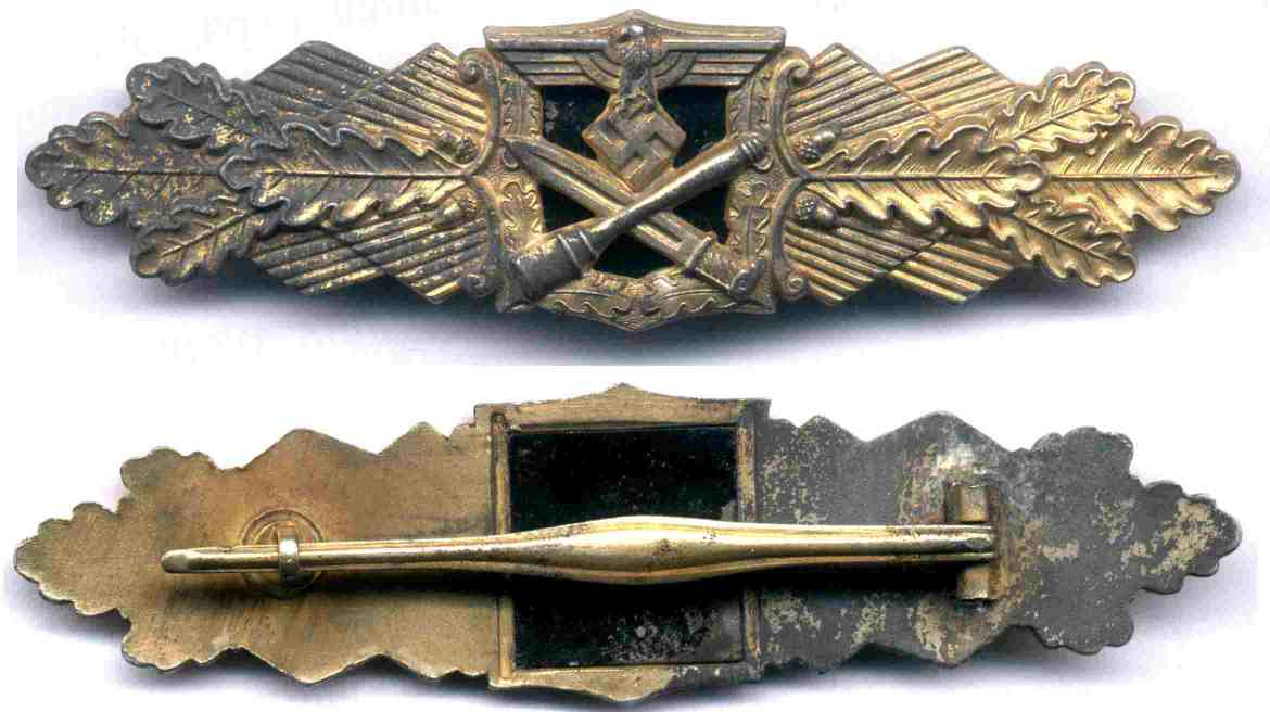 Close Combat Clasp, Real Or Fake? - Germany: Third Reich: Wehrmacht