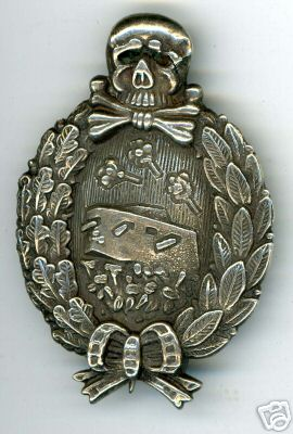 WW1 Tank badge sold on e-bay the other day - Germany ...
