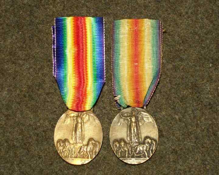 Italian Victory Medals - Page 4 - Inter-Allied Victory Medals of the