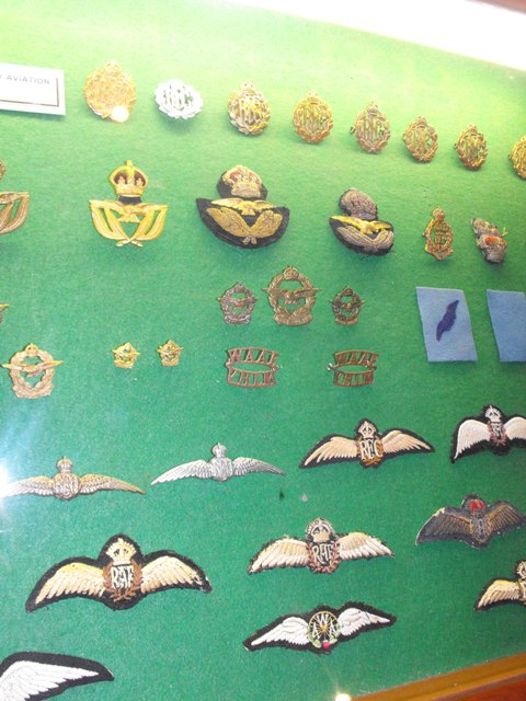 South African Warriors in the Sky- A history in badges