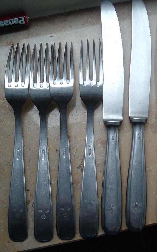 WW2 German Police Cutlery ? - Germany: Third Reich: Other