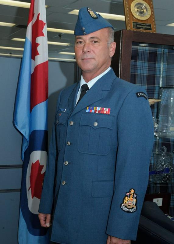 New Rcaf Ranks And Uniform Patches Commonwealth Realms