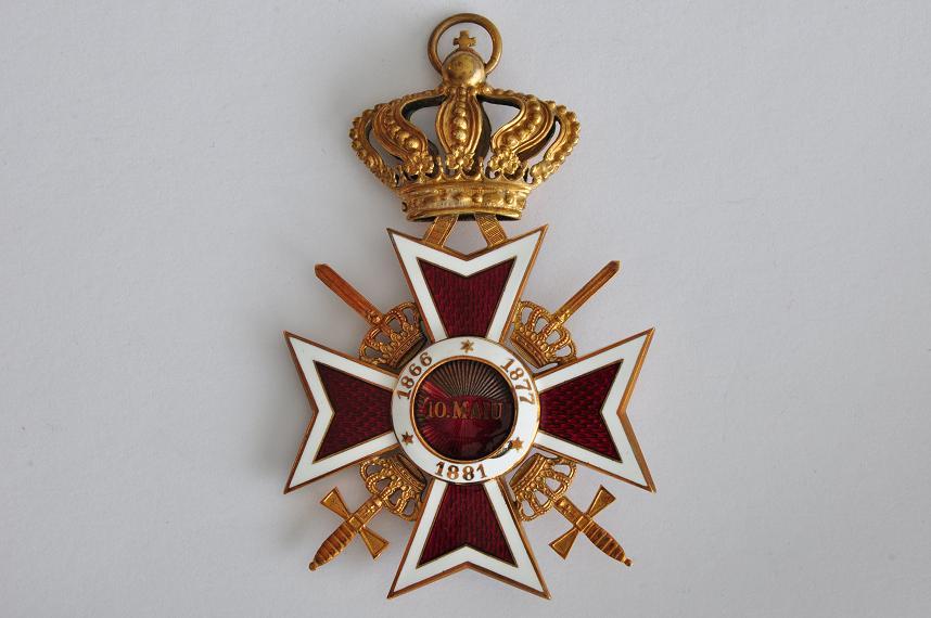 order crown romania