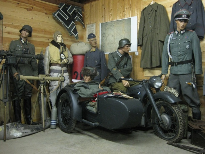 WWII Collection in Norway - Germany: Third Reich: Uniforms ...