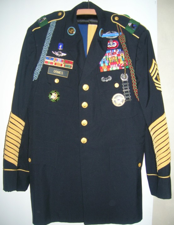 ARMY DRESS BLUES SALE - The Dress Shop