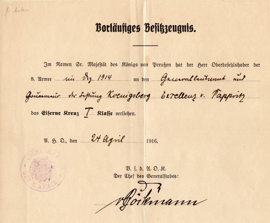 VU zum EK1 Günther von Pappritz [1280x768].jpg