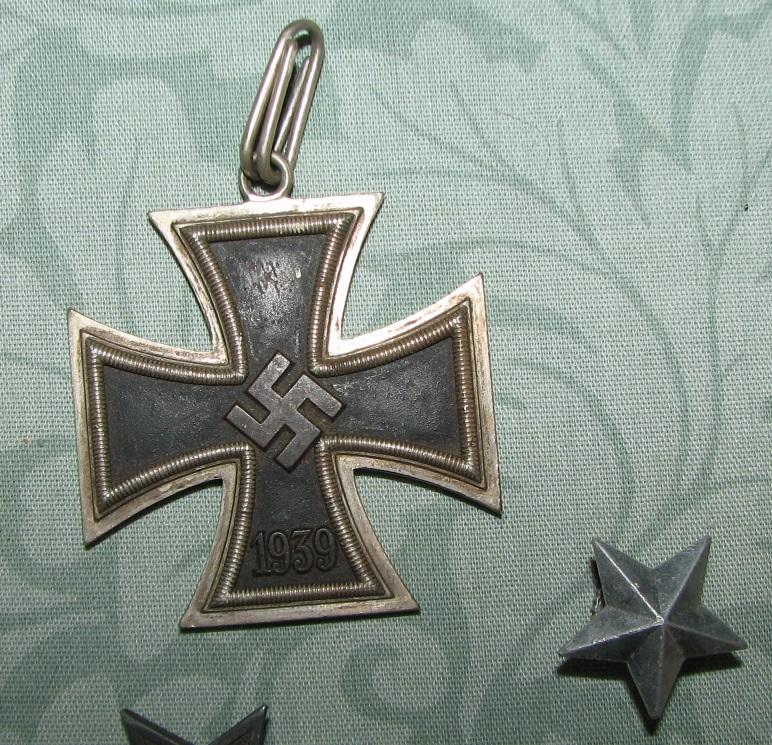Is This Iron Cross Genuine Germany All Eras The Iron Cross