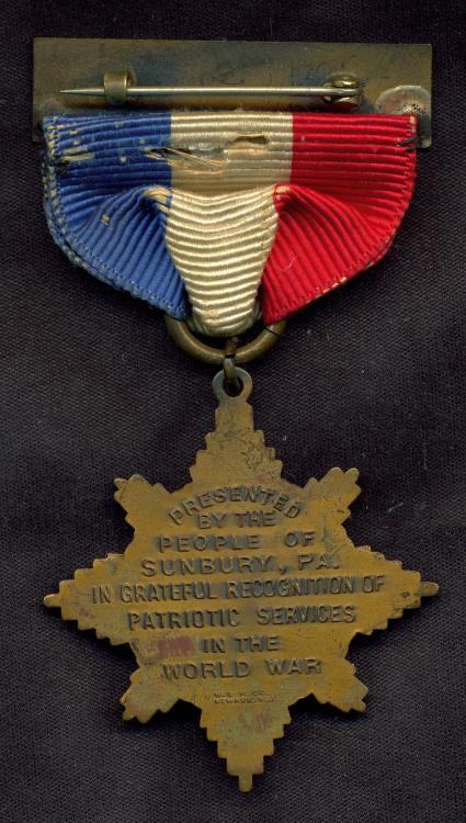 Sunbury PA WWI medal_rev.jpg