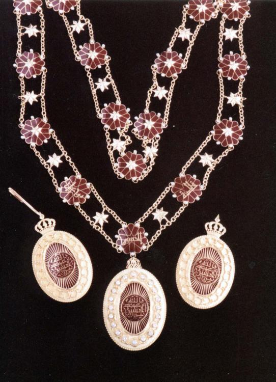 027b Queens Qilidat alHussein ibn Ali. 1982.jpg
