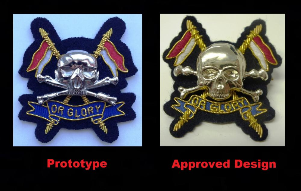Royal Lancers 2015 3 - Prototype v. Approved Design.jpg