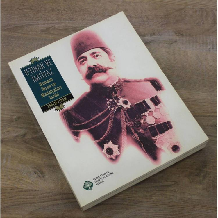 Pride and Privilege a History of Ottoman Orders, Medals and Decorations by EDHEM ELDEM.jpg