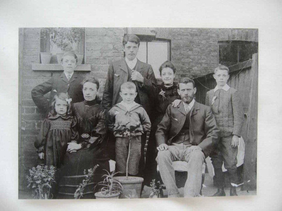 Price family 38 Eleanor Road, Bowes Park. 1902.png