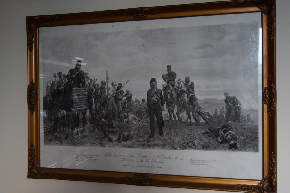 return from the charge of the light brigade Lady Butler print.jpg