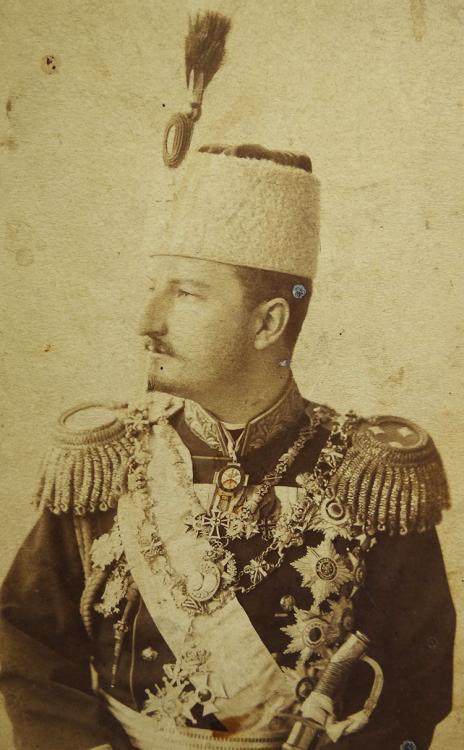 Kniaz Ferdinand with Bravery Order.JPG