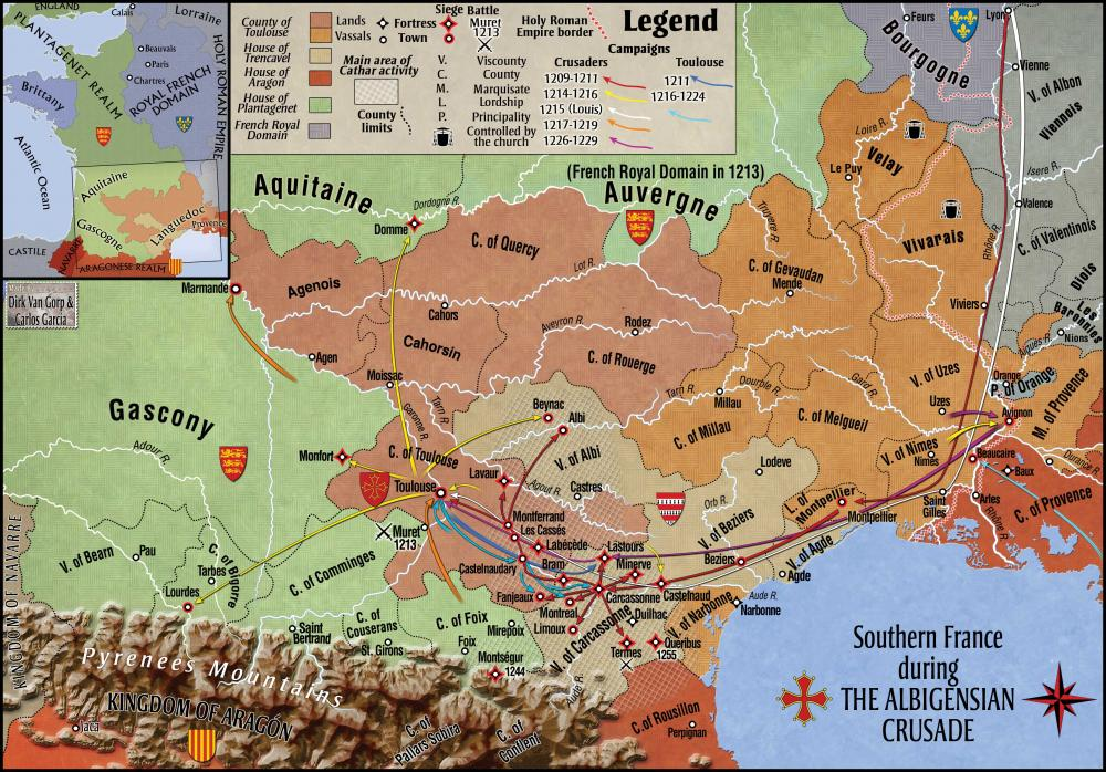 Southern France During_The_Albigensian_Crusade_web.jpg