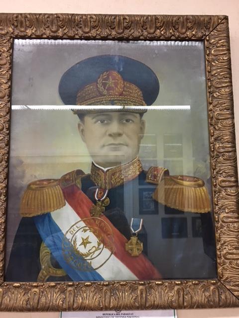Paraguay MAP Mariscal Estigarribia Military Portrait.jpg