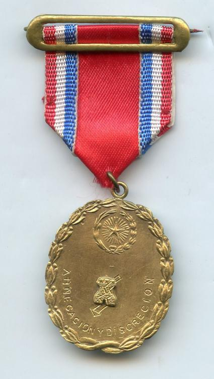 Paraguay Medal of Honor of Transmisiones.jpg