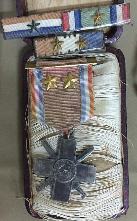 Paraguay Cruz del Chaco en Silver del Presidente.jpg