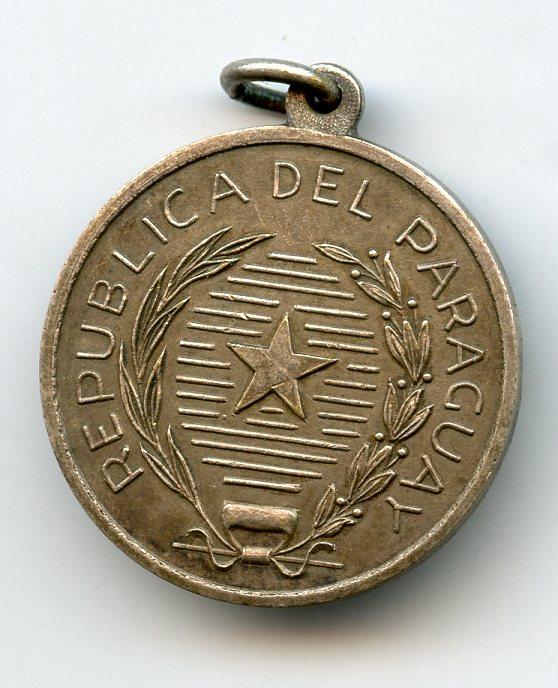Paraguay Boqueron Medal Silver obverse.jpg