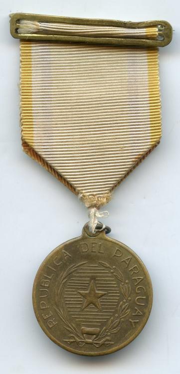 Paraguay Boqueron Medal Bronze obverse.jpg