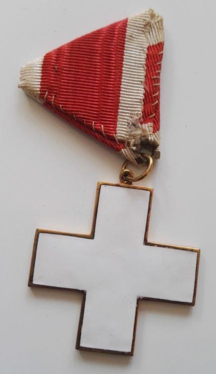 (WEIMARER REPUBLIK) Ehrenzeichen vom Roten Kreuz, 1. Modell, II Klasse),  (2).jpg