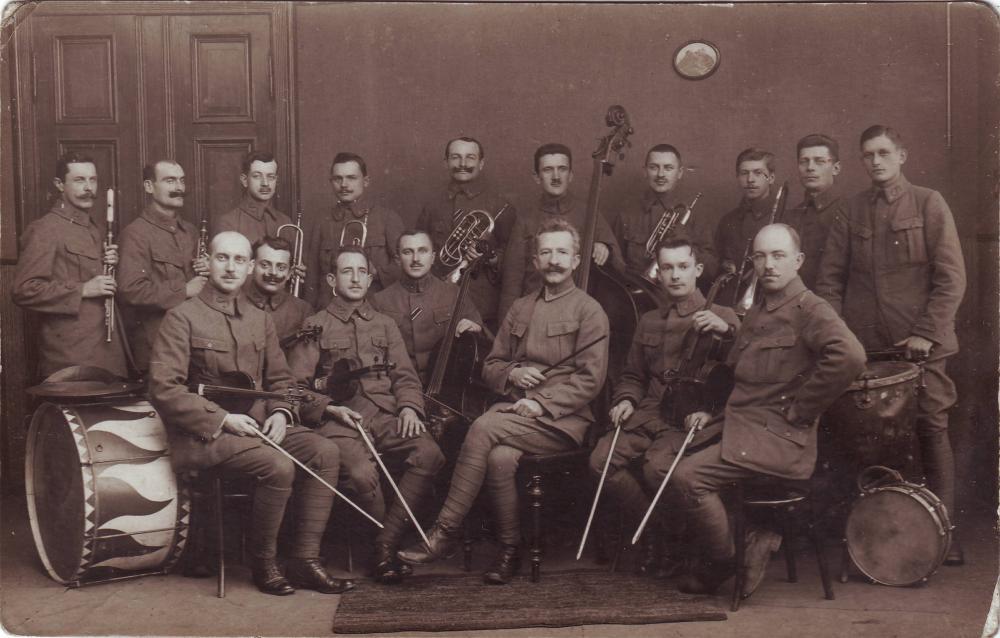 Schneeschuh-Bataillon III (Musiker).JPG