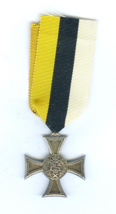 Bulgaria 10yr Military LS Medal (30GBP) F.jpg