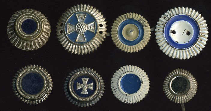 Cockades, Bavarian Varieties.jpg
