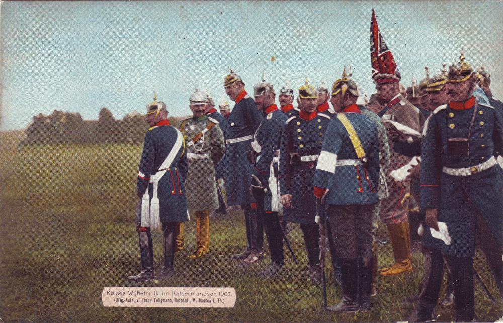 Kaiser_Wilhelm_II,_Kaisermanöver_1907,_Standarte_des_Königs_v._Preußen_bunt).JPG