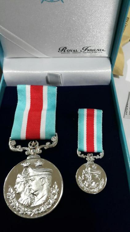 Malaysia Johor Coronation Medal Sultan Ibrahim 23 March 2015 .jpg