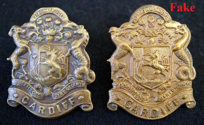 16th Cardiff service bn not pals badges detail.jpg