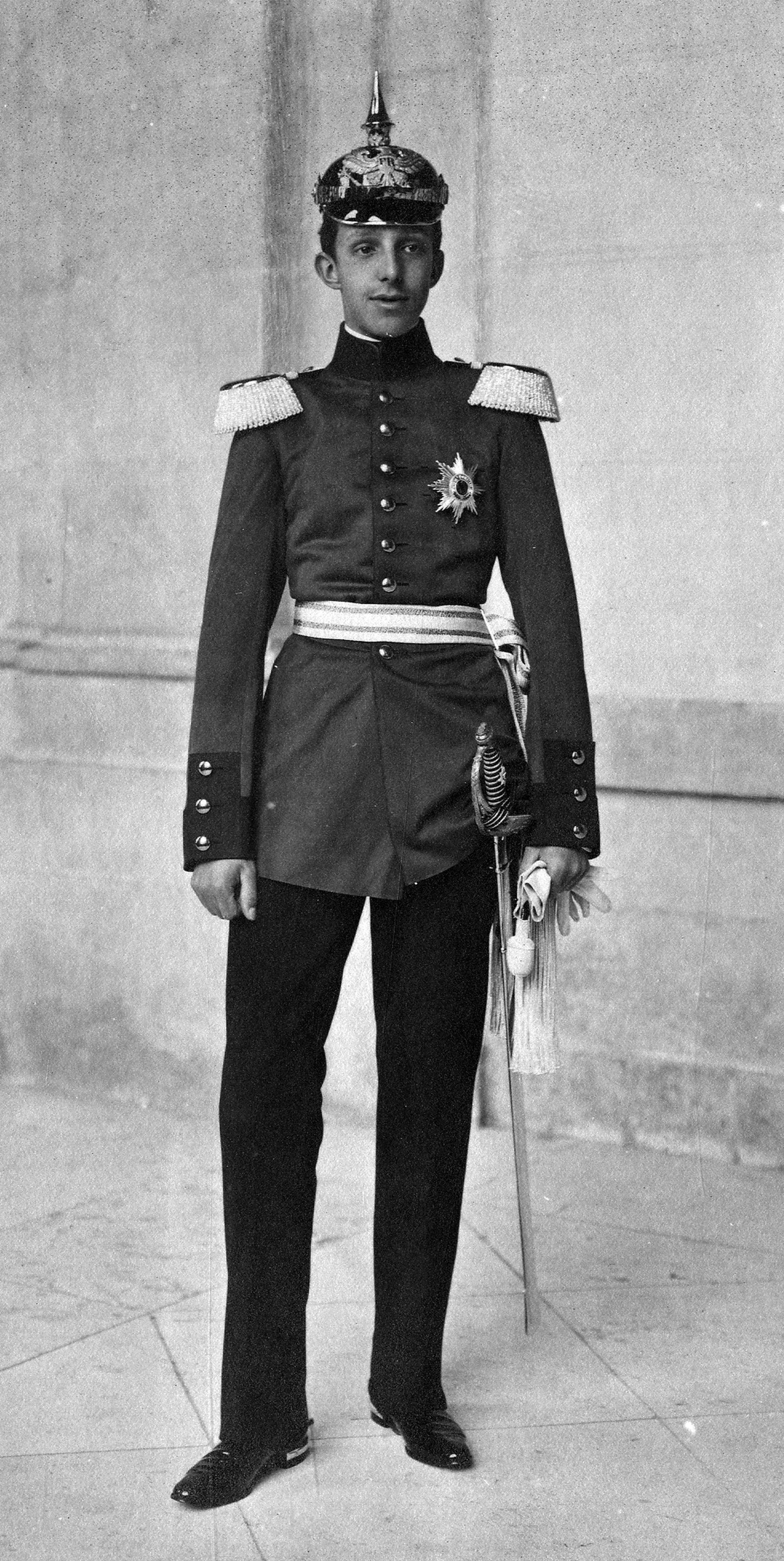 Alfonso XIII of Spain - Germany: Imperial Uniforms ...