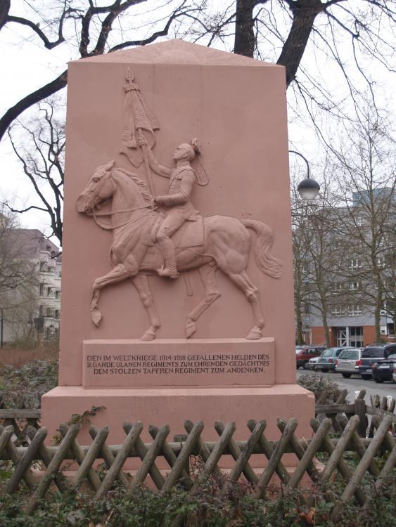 Monument in Berlin-Moabit, Claire-Waldoff-Promenade.jpg