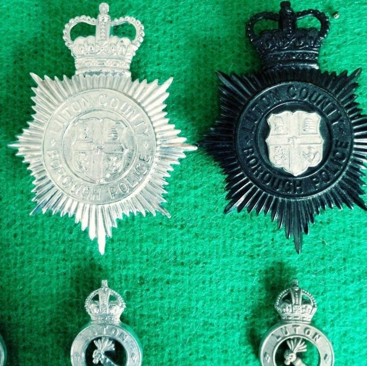 Luton Borough Police badges.jpg