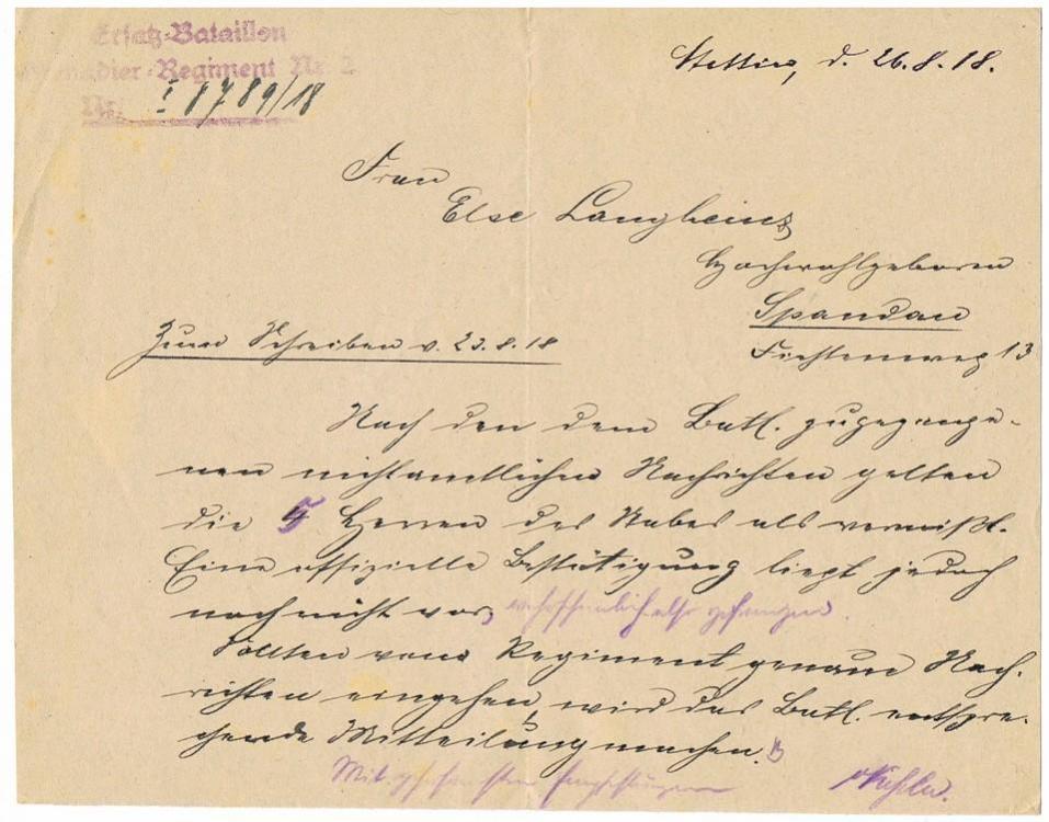 Langheinz - 1918-08-26 Schreiben  vermisst.jpg