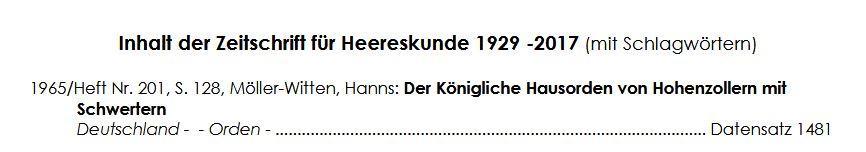 Zeitschrift für Heereskunde 1965.JPG