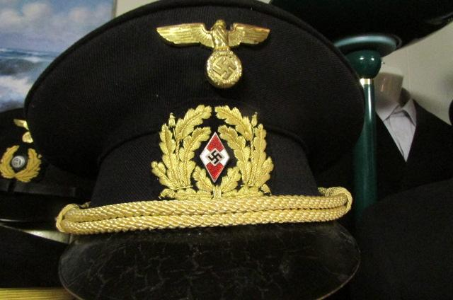 HJ Marine Officers Cap IMG_0154.JPG