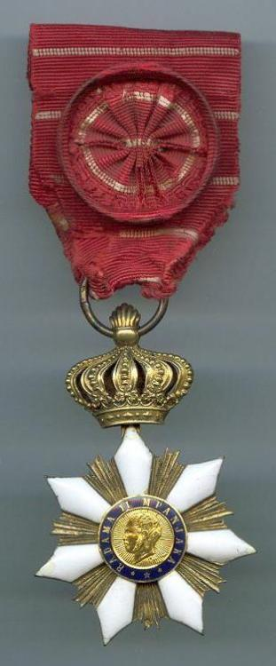 Madagascar Order of Radama Officer obverse.jpg