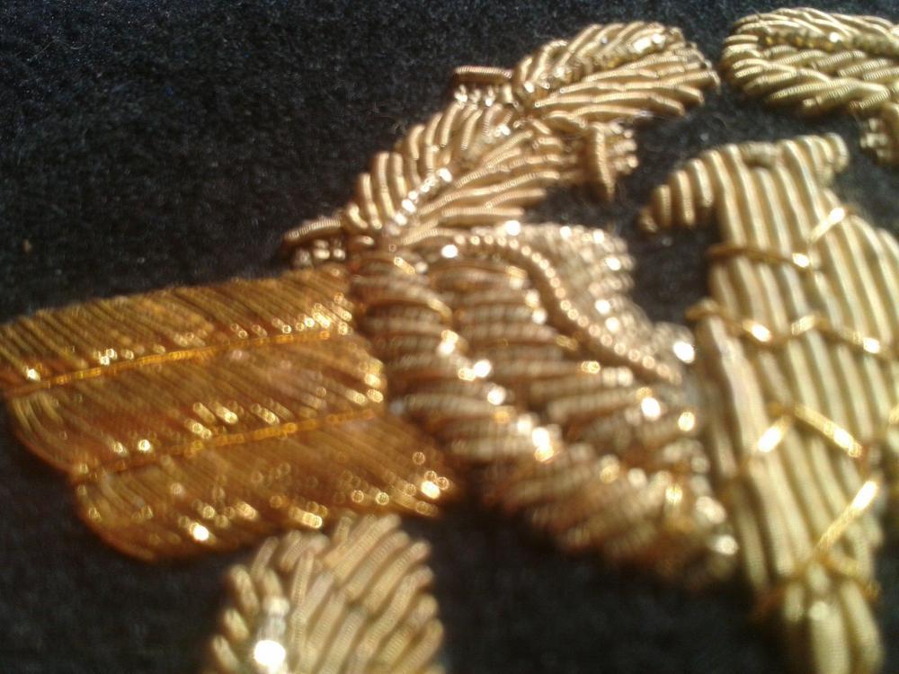 Wasserschützpolizei officer schirmmutze hand embroidered gold bullion insignia  2018-12-25 15.29a.jpg